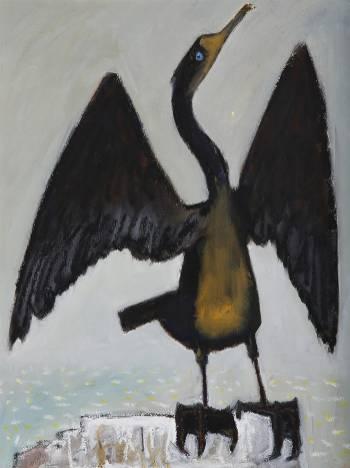 Cormorant Right